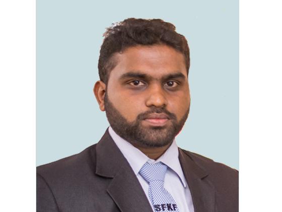 Sensei  W.D.P Ruchira Sumal -Sri Lanka