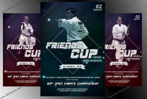 SRI LANKA FRIENDS CUP-2019